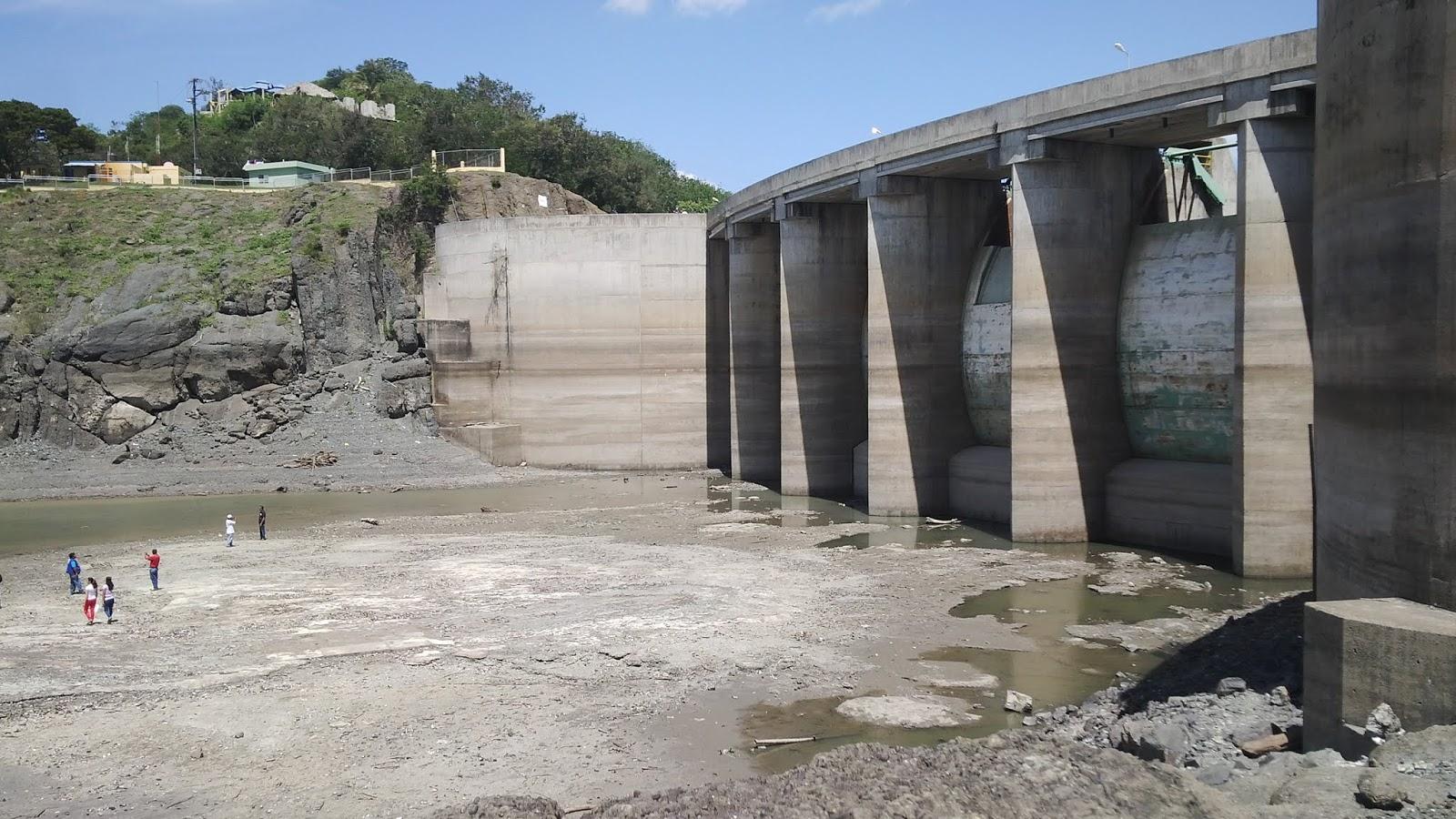 santiago30caballeros.com: Presa de Tavera se encuentra en estado delicado;  advierten sequía