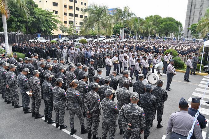 Listado completo de ascendidos en la Policía Nacional 2020