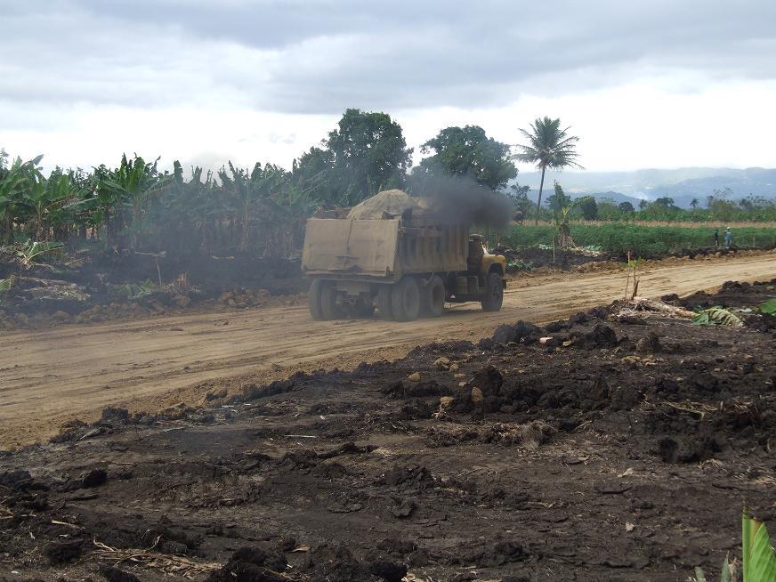 Reportero Mocano: Sigue preocupando a sectores de Moca el uso de terrenos  fértiles para levantar urbanizaciones